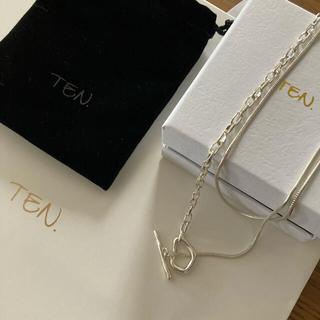 Ron Herman - ☆新品 TEN. カンダマント ネックレス シルバー