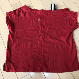 レピピアルマリオ(repipi armario)のレピピ 肩出しトップス(Tシャツ/カットソー)