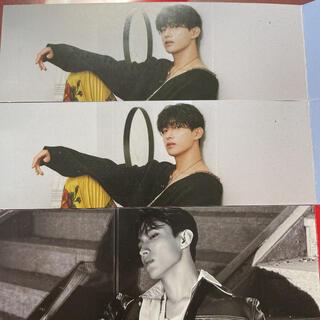 セブンティーン(SEVENTEEN)のattacca カード ドギョム(K-POP/アジア)