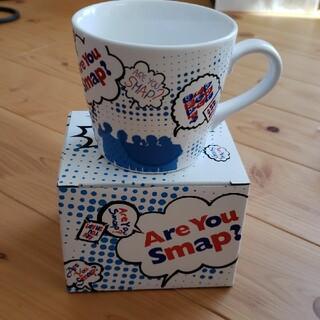 スマップ(SMAP)のSMAP マグカップ(アイドルグッズ)