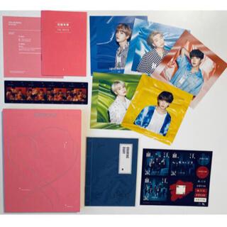 防弾少年団(BTS) - BTS 公式 アルバム ジミンダイアリー 限定盤ジャケットカード セット