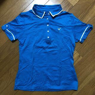 キャロウェイゴルフ(Callaway Golf)のキャロウェイ半袖ポロシャツ(ウエア)