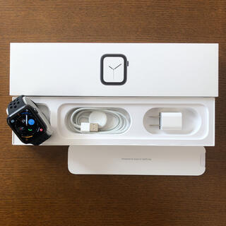 Apple Watch - Apple Watch series4 GPS+Cellular 44mm