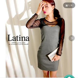 アナップラティーナ(ANAP Latina)のANAP ドレス(ひざ丈ワンピース)