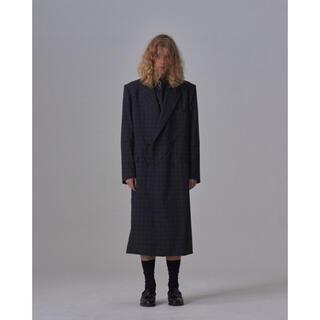 ジョンローレンスサリバン(JOHN LAWRENCE SULLIVAN)のlittlebig 19ss coat(チェスターコート)