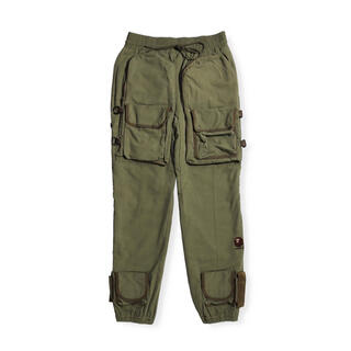 A BATHING APE - Bape x RM Mlt Pkt Cargo Pant / Khakiサイズ1