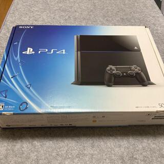 PlayStation4 - SONY PlayStation4 本体 CUH-1100AB01 初期型