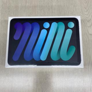 iPad - 【新品・未開封】iPad mini6 スペースグレイ 64GB Wi-Fiモデル
