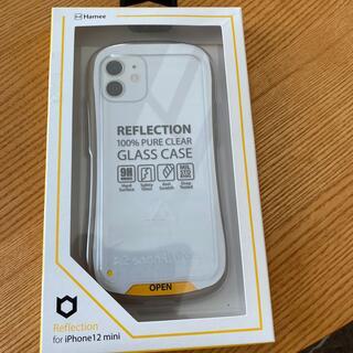 iFace iPhone12 mini用 ケース iFace Reflectio