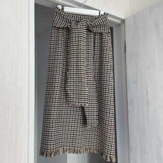 イエナスローブ(IENA SLOBE)の美品☆スカート(ロングスカート)