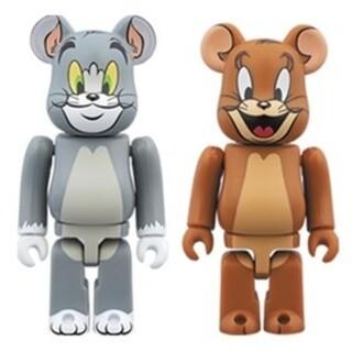 MEDICOM TOY - Tom And Jerry Be@rbrick Flocky Ver. 1000
