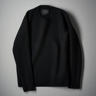 コモリ(COMOLI)のnahyat 21aw n-048 ナヤット 新品未使用 フリーサイズ(ニット/セーター)