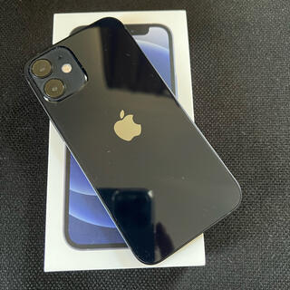 Apple - Apple iPhone12  mini  64GB  ブラック