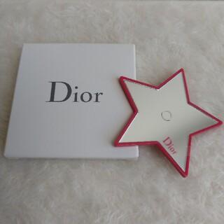 ディオール(Dior)の■新品未使用品■Dior ディオール ノベルティ ミラー 非売品(ノベルティグッズ)