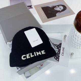celine - CELINEニット帽-L08