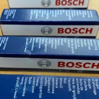 ボッシュ(BOSCH)のポルシェBOSCH製スパークプラグ6本セット FGR5NQ E04[新品](メンテナンス用品)