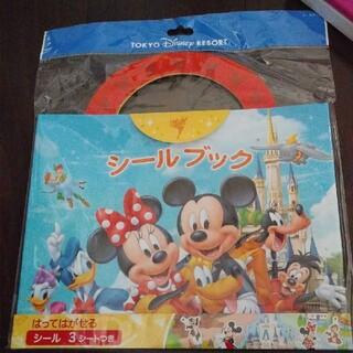 Disney - ディズニーリゾート シールブック