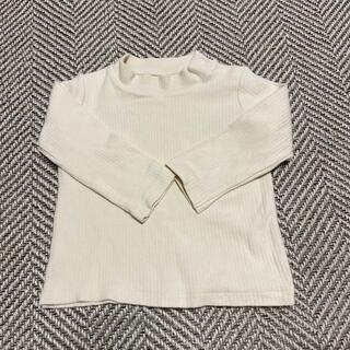 ユニクロ(UNIQLO)のユニクロ ベビー服 ロンT(シャツ/カットソー)