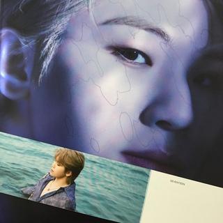 セブンティーン(SEVENTEEN)のSEVENTEENattaccaWOOZIレイヤードカードfoldingcard(K-POP/アジア)