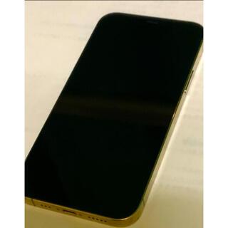 Apple - iPhone 12pro ゴールド 256GB SIMフリー