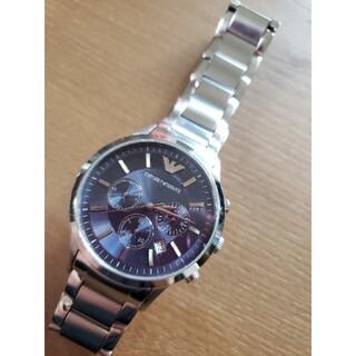 エンポリオアルマーニ(Emporio Armani)の【新品電池交換済み】EMPORIO ARMANI アルマーニ 腕時計 メンズ(腕時計(アナログ))