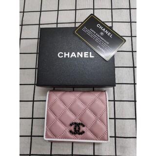CHANEL - ♬素敵♥シャネル♬ さいふ カード入れ♬コインケース♬財布