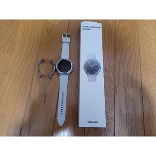 Samsung Galaxy Watch4 シルバー 美品 46mm