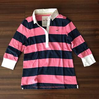 ホリスター(Hollister)のホリスター七部袖ラガーシャツ(その他)