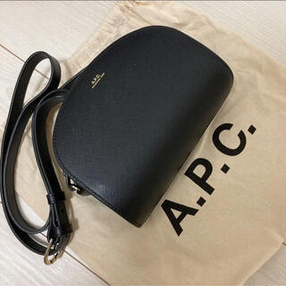 A.P.C - apc ハーフムーンミニバッグ
