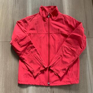 ラルフローレン(Ralph Lauren)のラルフローレン 150  ナイロンジャケット 赤(ジャケット/上着)