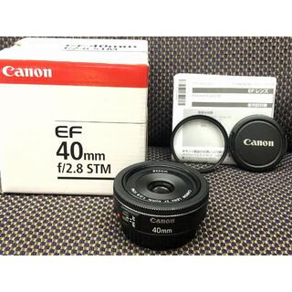 Canon - 1530o Canon EF 40mm F2.8 STM フルサイズ対応 単焦点