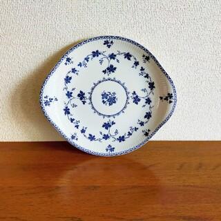 ロイヤルドルトン(Royal Doulton)のロイヤルドルトン 洋食器 陶器 大皿 プレート 英国製 インテリア   (食器)