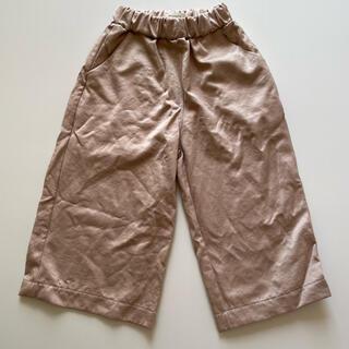 ザラキッズ(ZARA KIDS)のmisanpo韓国子供服◎オリジナル サテンパンツ(パンツ/スパッツ)