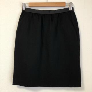 ナチュラルビューティーベーシック(NATURAL BEAUTY BASIC)のNBB ウール混スカート L(ひざ丈スカート)