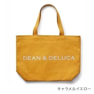 DEAN & DELUCA - DEAN&DELUCAトートバックMサイズキャラメルイエロー