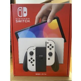 Nintendo Switch - Nintendo Switch 有機el ホワイト 新品未使用