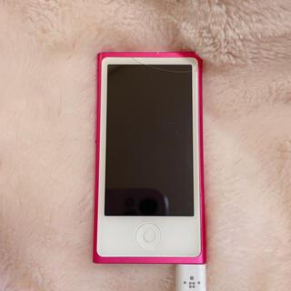 iPod - iPod nano 第7世代 ピンク 16GB