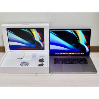 Apple - CTO MacBookPro 16 i9 64GB SSD2TB 5500M