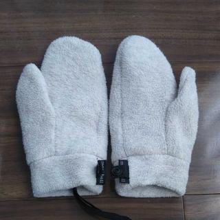 モンベル(mont bell)のmont-bell ベビー キッズ ミトン 手袋(手袋)