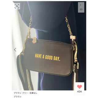 L'Appartement DEUXIEME CLASSE - 【GOOD GRIEF/グッドグリーフ】Cellular phone Bag