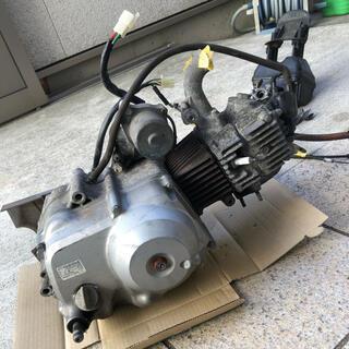 ホンダ - 横型 50ccエンジン リトルカブに搭載 セル付き 4速 12v カブ