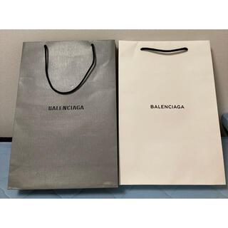 バレンシアガ(Balenciaga)のバレンシアガ♡ショッパー2枚セット♡(ショップ袋)