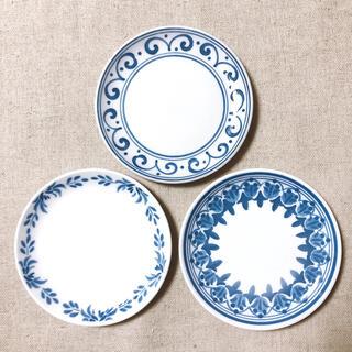 フェリシモ(FELISSIMO)のFELISSIMOフェリシモ 食器 お皿 3枚セット(食器)