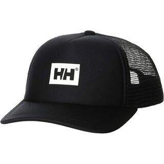 HELLY HANSEN - お値下げ【美品】[ヘリーハンセン] 帽子 キャップ HHロゴメッシュキャップ