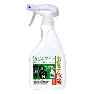 カビホワイト 残量半分以上あり(洗剤/柔軟剤)
