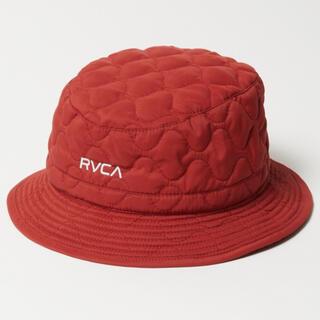 ルーカ(RVCA)のRVCA ルーカ QUILTING RVCA HAT ハット キルティングハット(ハット)