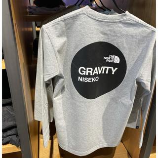 THE NORTH FACE - ノースフェイス niseko gravity Tシャツ ニセコグラビティ