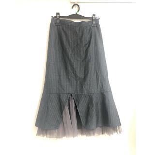 ハニーミーハニー(Honey mi Honey)のハニーミーハニー チュールマーメイドスカート(ひざ丈スカート)