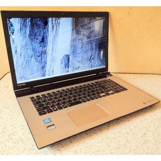 東芝 - 17.3インチ メモリ8GB HDD1000GB dynabook BX