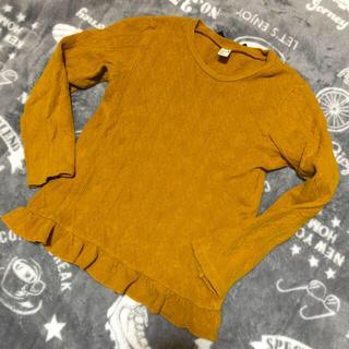 エフオーキッズ(F.O.KIDS)のアプレレクール 長袖シャツ 120(Tシャツ/カットソー)
